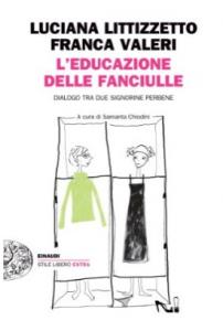 copertina libro L'educazione delle fanciulle