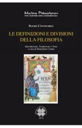 Le definizioni e divisioni della filosofia