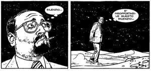 Humbert Coe, Dylan Dog n°136, gennaio 1998