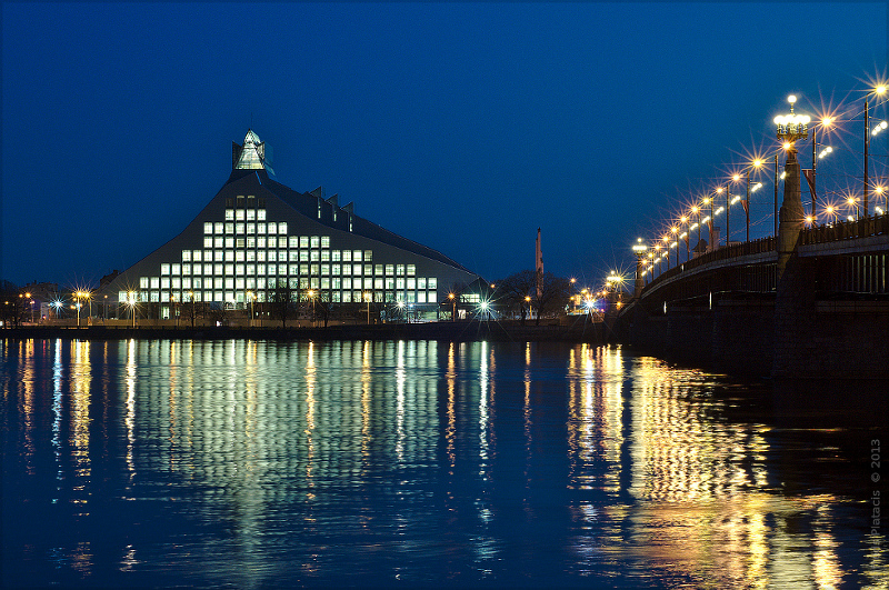 National Library Riga