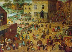 giochi di bambini Bruegel