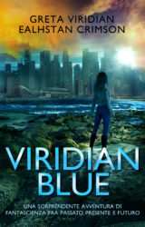Viridian Blue | Greta Viridian & Ealhstan Crimson