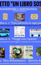 """Intervista a Michele Gentile, autore de """"Progetto Libro Sospeso"""""""