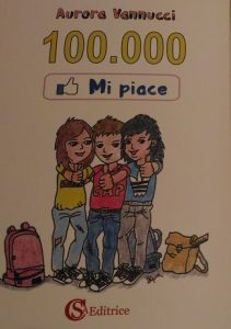 Aurora Vannucci 100000 mi piace