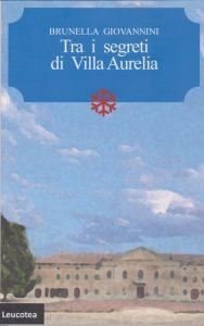 Copertina TRA I SEGRETI DI VILLA AURELIA