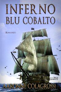 Copertina Inferno blu cobalto