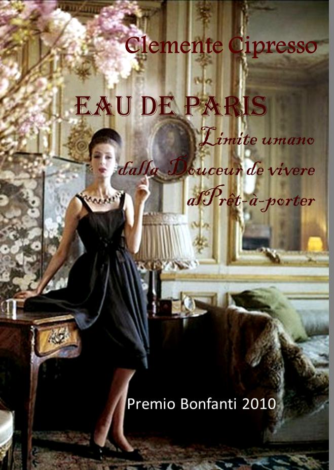 copertina - Eau de Paris