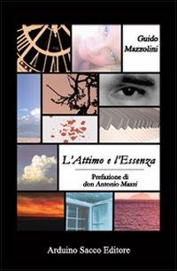 copertina - L'attimo e l'essenza