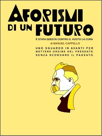 copertina - aforismi di un futuro