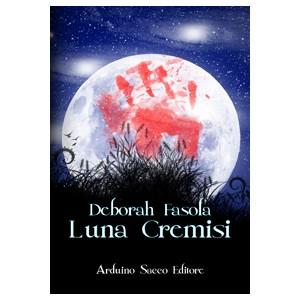 cover Luna cremisi - Deborah Fasola