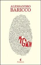 copertina - Mr Gwyn - di Alessandro Baricco