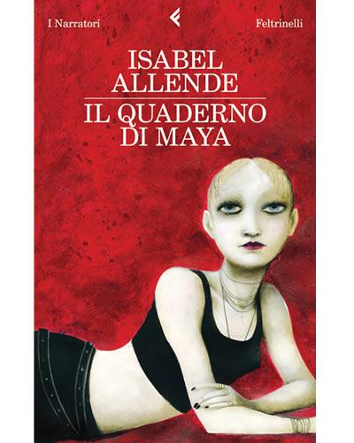 copertina Il quaderno di Maya - Allende