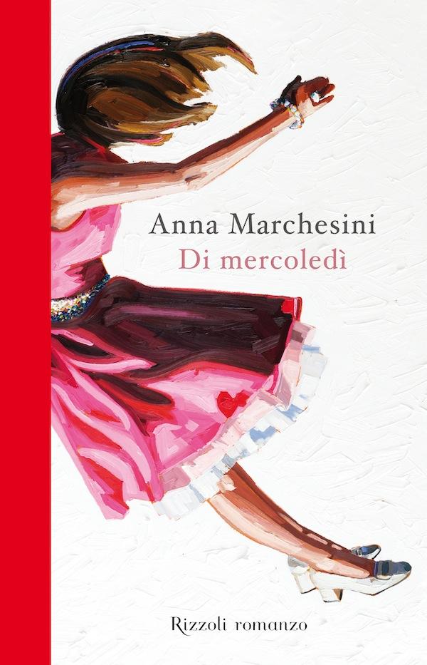 Di mercoledì, romanzo di Anna Marchesini