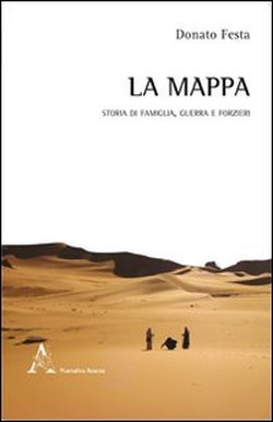 La mappa, l'avvincente romanzo di Donato Festa