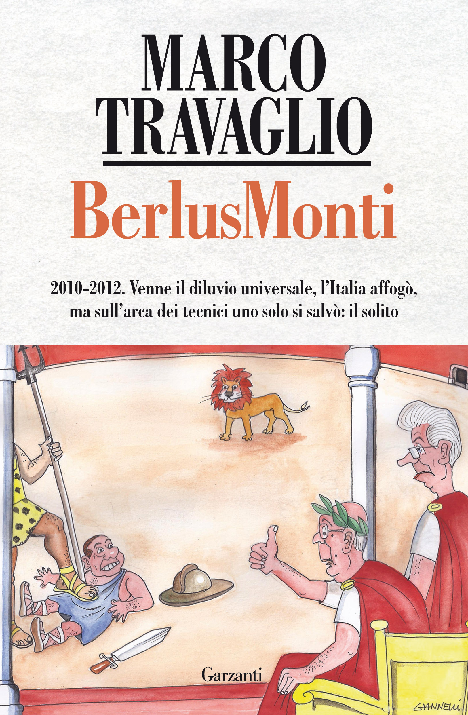 Il nuovo libro di Marco Travaglio, BerlusMonti
