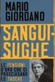 Sanguisughe, libro inchiesta di Mario Giordano