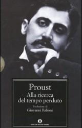 Alla Ricerca del Tempo Perduto di Marcel Proust
