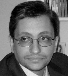 Emanuele Marcuccio, autore del libro Pensieri minimi e massime