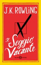 Il seggio vacante, il nuovo romanzo di J.K. Rowling
