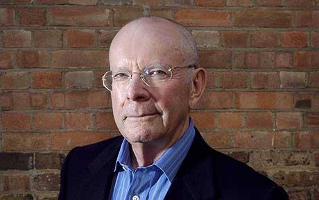 Lo scrittore Wilbur Smith