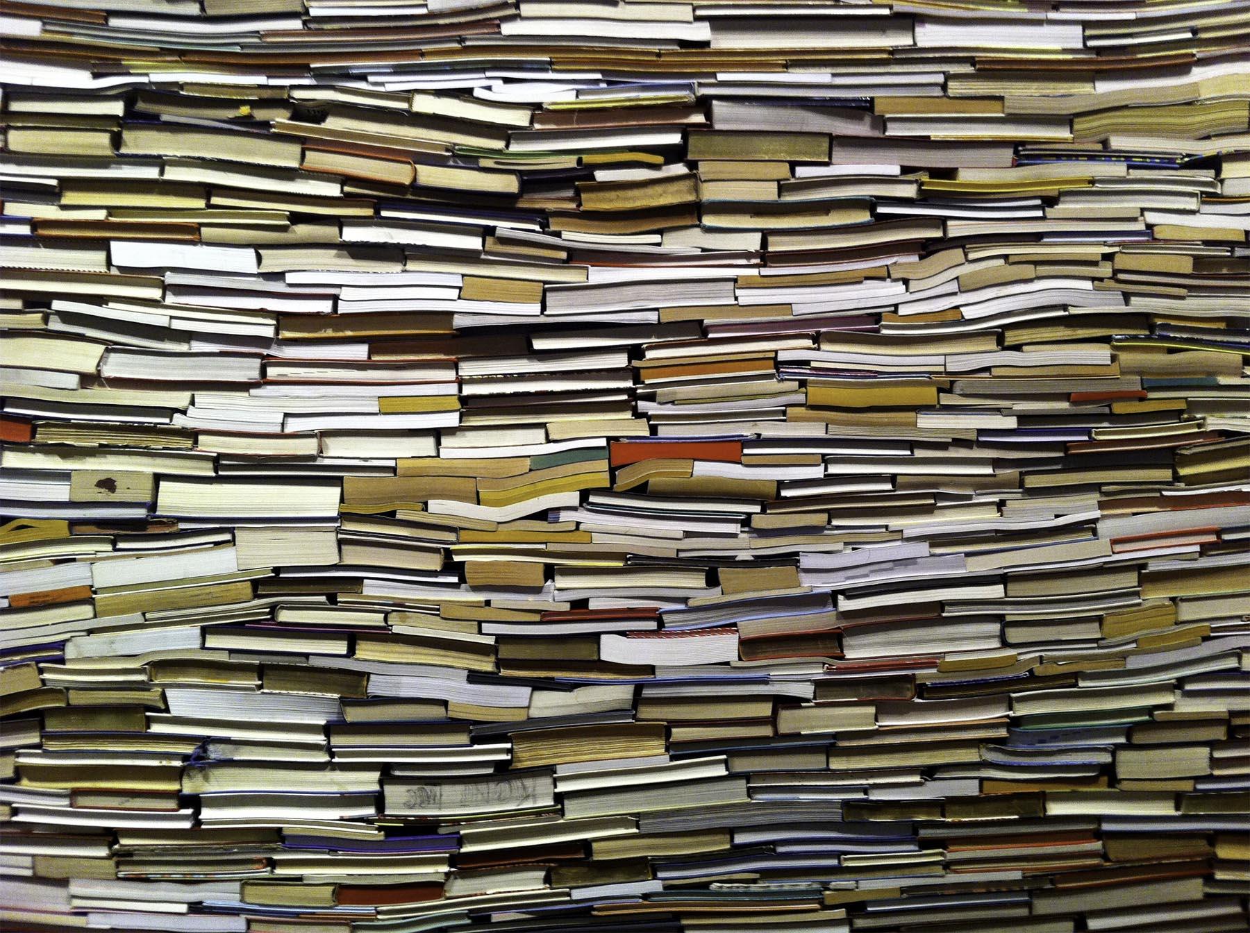 Collane di libri economici