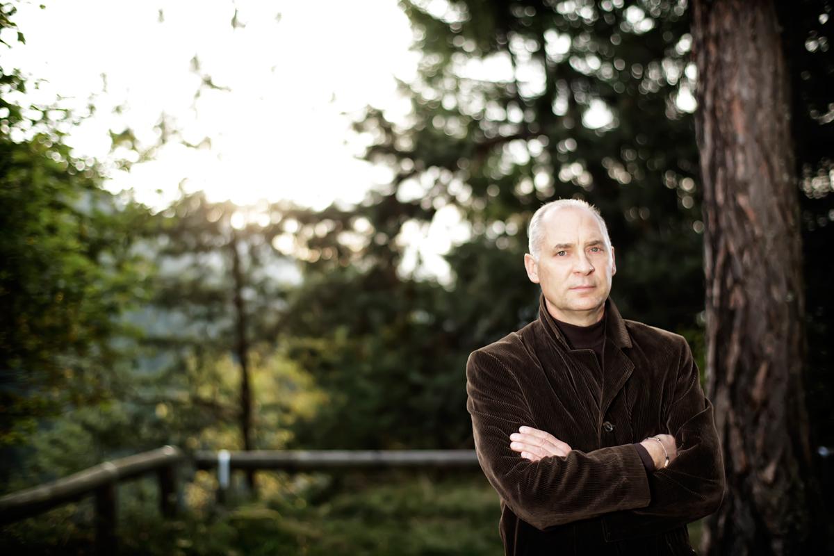 Il richiamo del cedro, intervista a Graziano Bortolotti