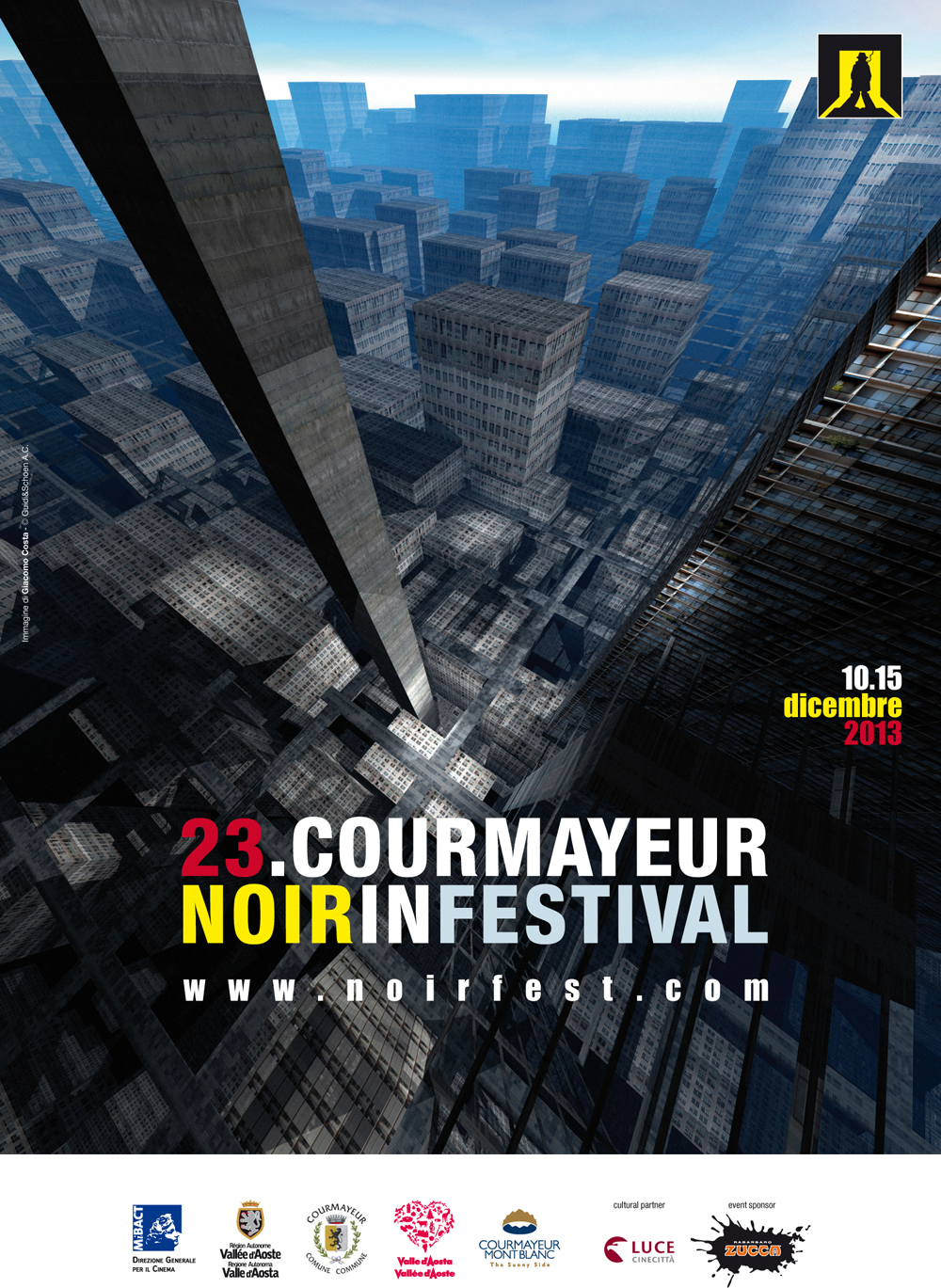 Courmayeur Noir In Festival 2013