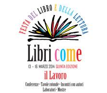 libri come 2014, festa del libro e della lettura
