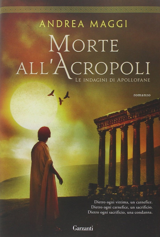 recensione morte all'acropoli