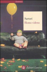 homo videns, sartori, recensione