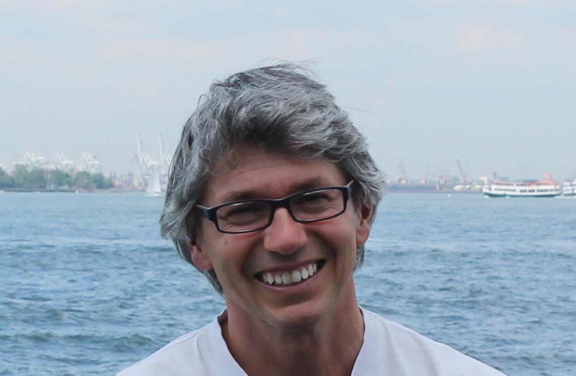 Giannandrea Mencini, autore di Fino all'ultima pietra