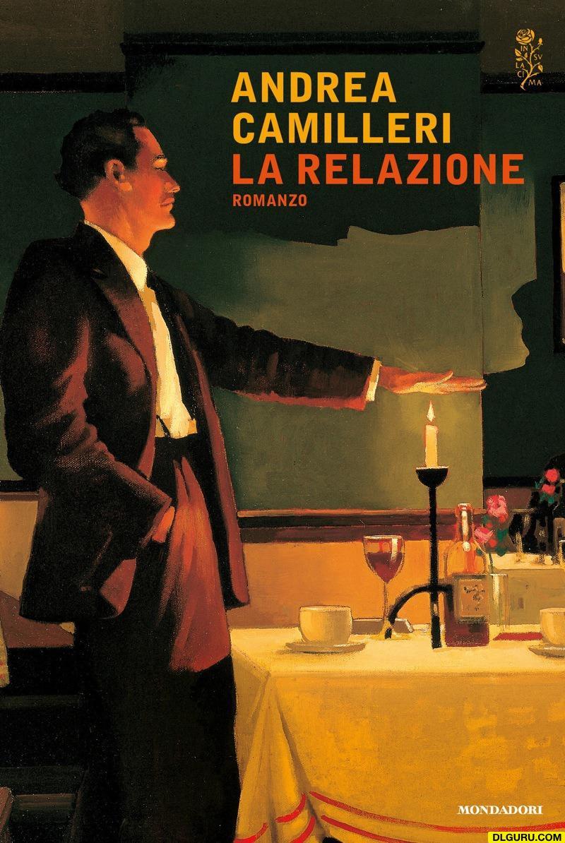 La relazione di Andrea Camilleri, Mondadori