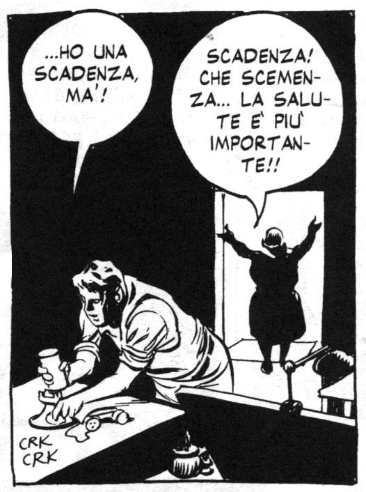 Will Eisner, Il sognatore