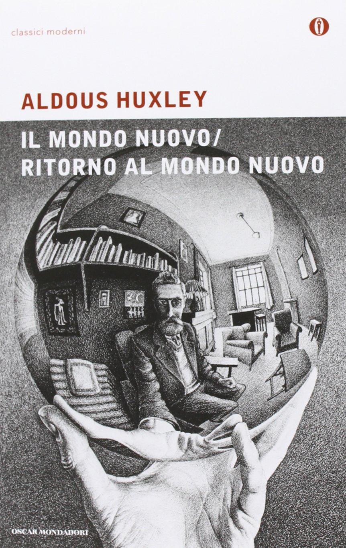 Risultati immagini per Il mondo nuovo di  Aldous Huxley -  Recensione