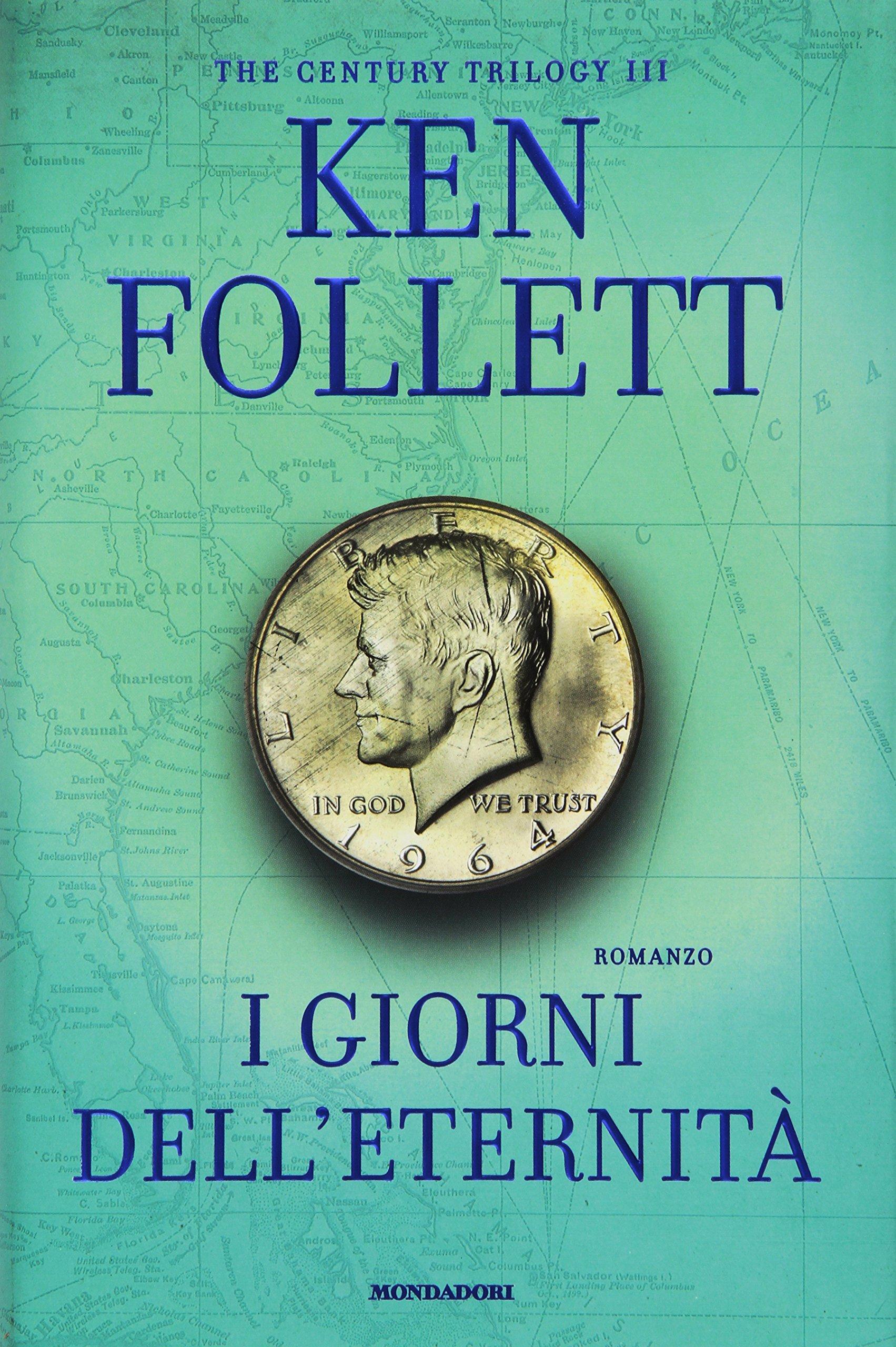 I giorni dell'eternità di Ken Follett recensione