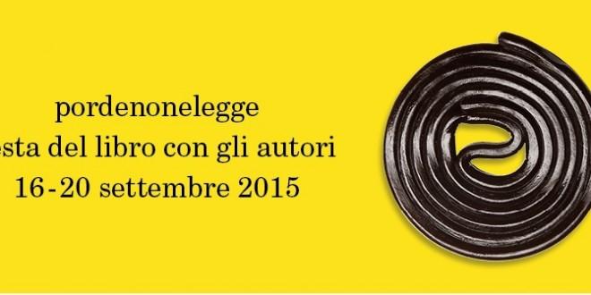 pordenonelegge 2015 evento