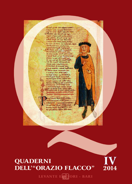 Quaderni 2015 dell'Orazio Flacco