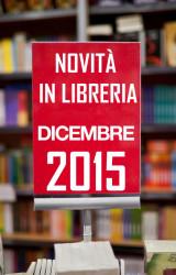 Le novità editoriali di dicembre 2015