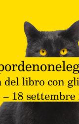 Pordenone Legge 2016: lo scrittore è un gatto sornione