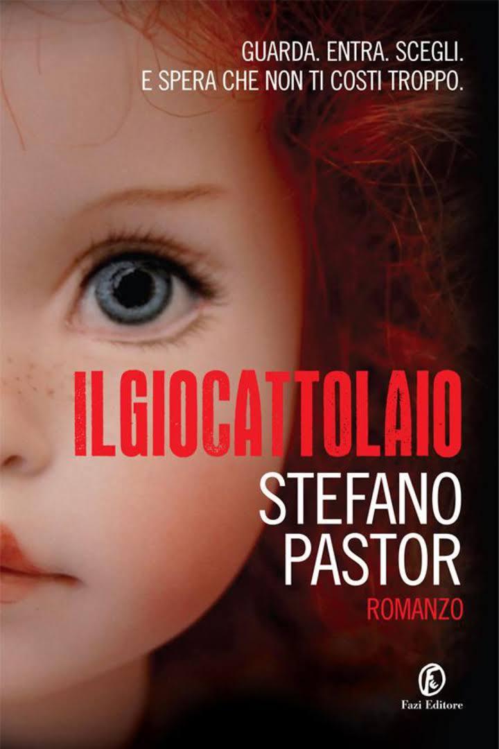 Il giocattolaio Stefano Pastor