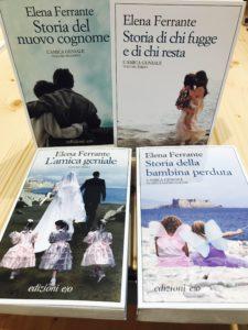 quadrilogia Elena Ferrante