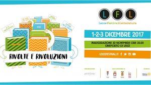 Torna il Lecce Festival Letteratura con laboratori, ospiti ed eventi