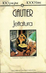 recensione Jettatura Gautier