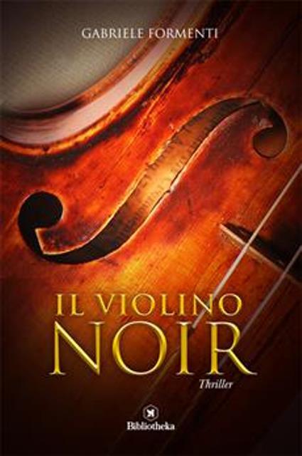 Il violino noir Gabriele Formenti