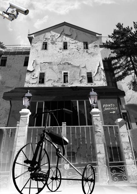 Ospedale fantasma