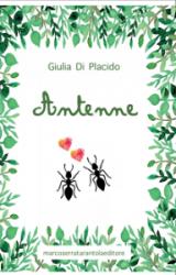 "Intervista a Giulia Di Placido, autrice de ""Antenne"""