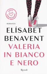 Valeria in bianco e nero | Elísabet Benavent
