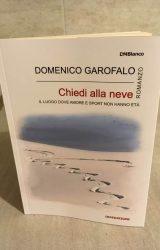 """Intervista a Domenico Garofalo, autore de """"Chiedi alla neve"""""""