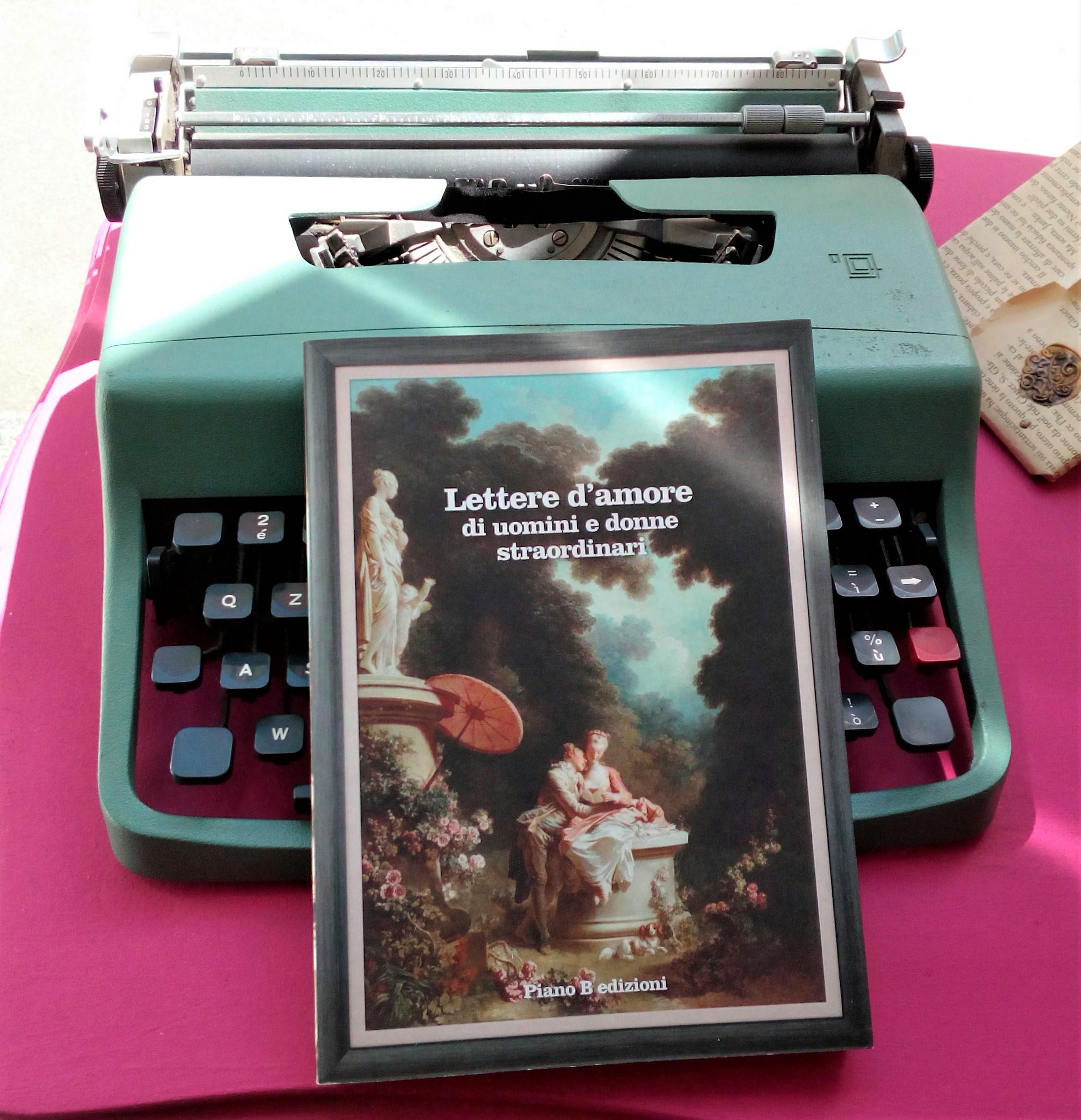 Recensione Lettere d'amore di uomini e donne straordinari Piano B edizioni