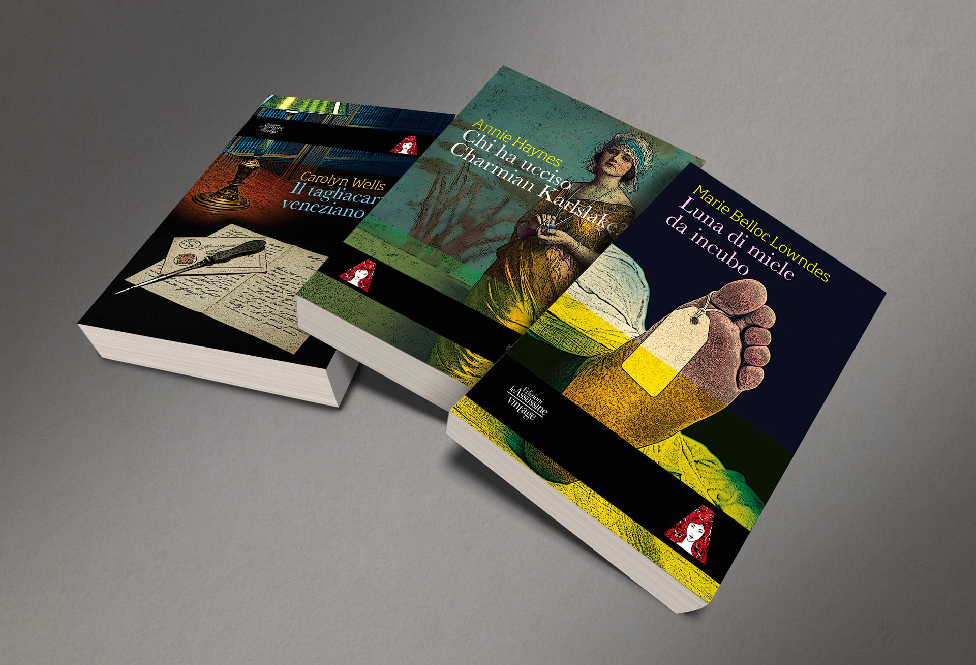 Libri Edizioni Le Assassine